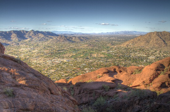 IMG 6559 60 61 tonemapped thumb   Camelback Mountain: One Step At A Time