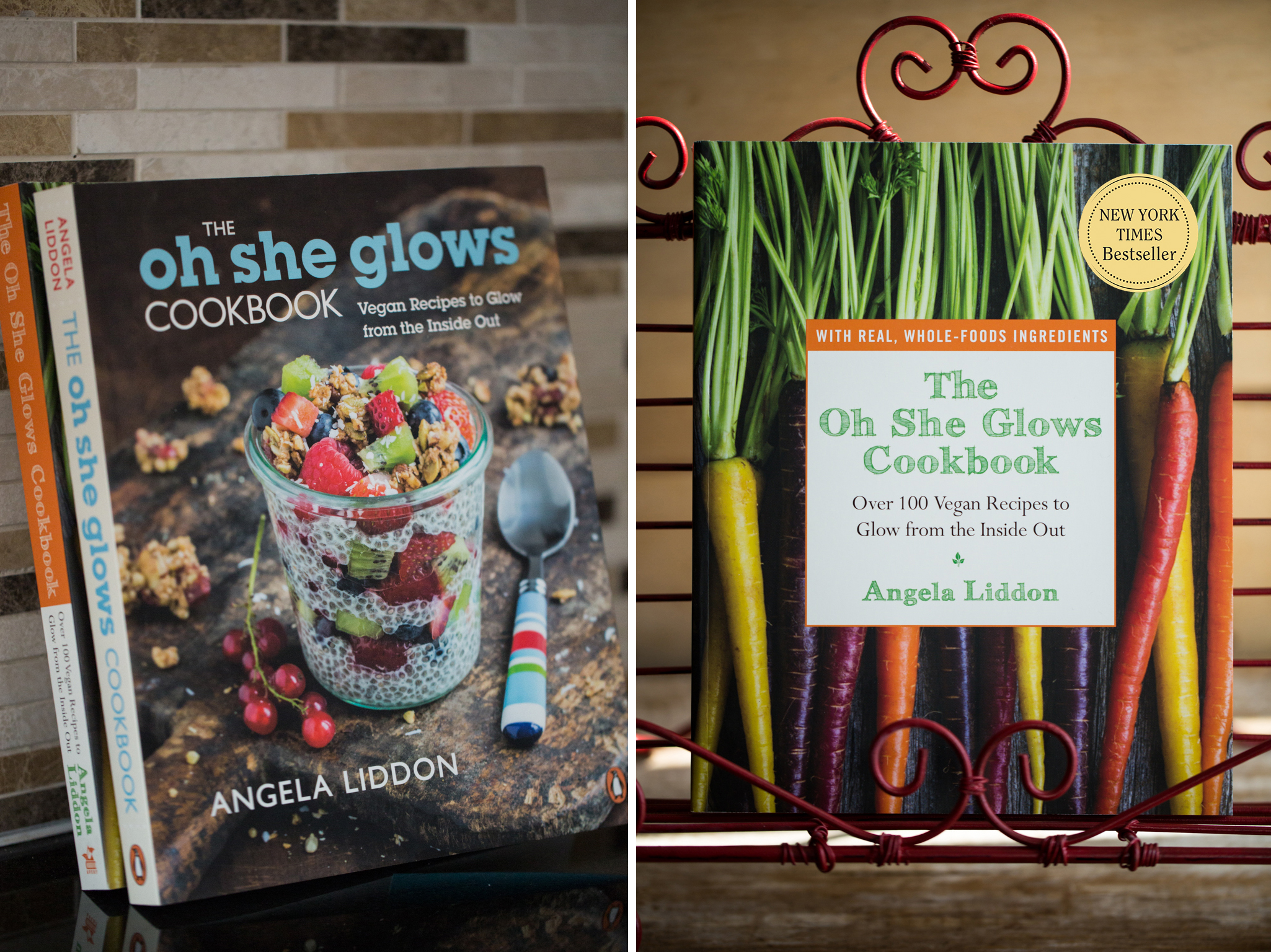 oh she glows vegan cookbook