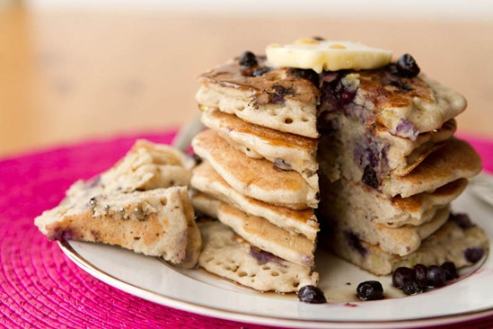Vegan gluten free vanilla blueberry buckwheat pancakes oh she glows its a dreary rainy thursday morning so i can safely assume that youre probably thinking about the weekend including the food you want to make ccuart Images