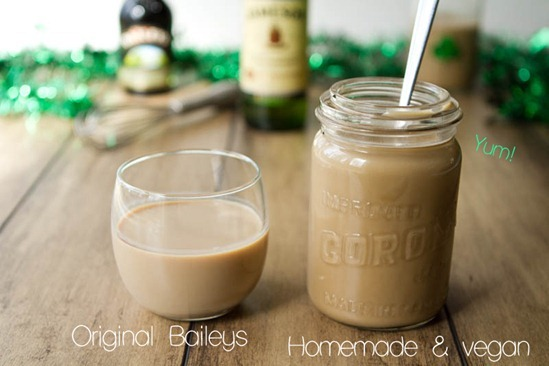 IMG 8094   Homemade Baileys Irish Cream…made vegan!