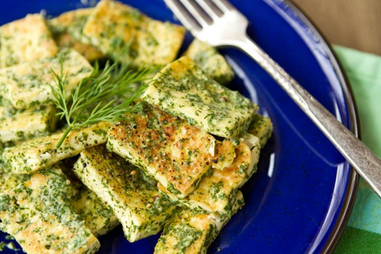 Easy lemon dill tofu oh she glows easy lemon dill tofu forumfinder Gallery