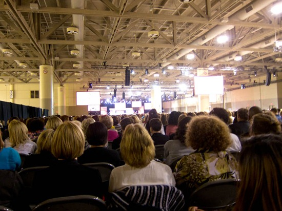 IMG 3098   Lessons from Oprah's Lifeclass in Toronto: Part 1