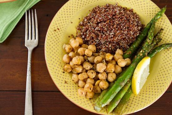 IMG 9118   20 Minute Vegan Dinner for Two