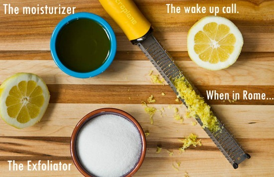 IMG 9200   Glowing Lemon Sugar Hand Scrub & 11 Other Ways To Use Lemons!