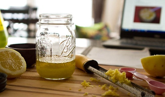 IMG 9201   Glowing Lemon Sugar Hand Scrub & 11 Other Ways To Use Lemons!