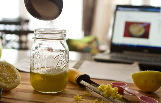 IMG 9202   Glowing Lemon Sugar Hand Scrub & 11 Other Ways To Use Lemons!