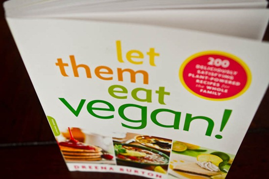 IMG 9374   Let Them Eat Vegan! Review & Giveaway