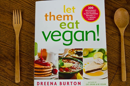 IMG 9377   Let Them Eat Vegan! Review & Giveaway
