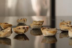 One Bite Cookie 'n Fudge Cups — Oh She Glows