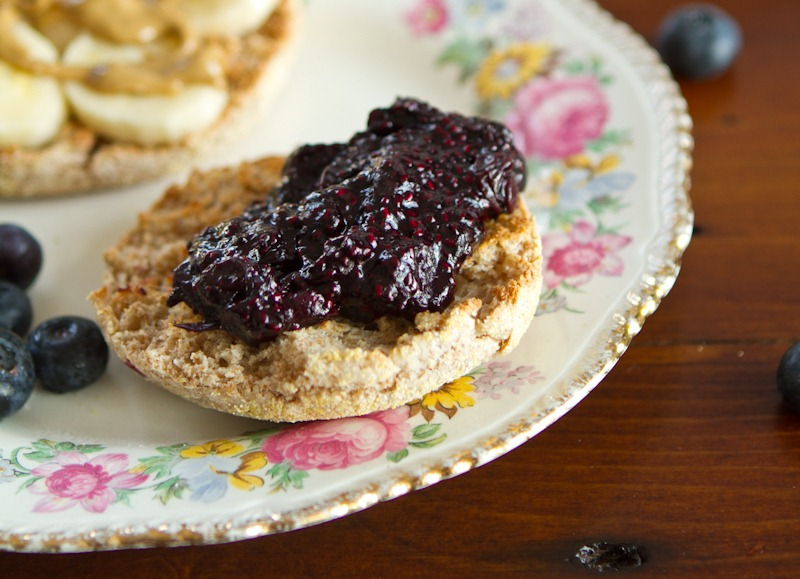 Magical Blueberry Vanilla Chia Seed Jam — Oh She Glows