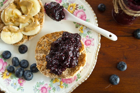 IMG 1238 thumb   Magical Blueberry Vanilla Chia Seed Jam
