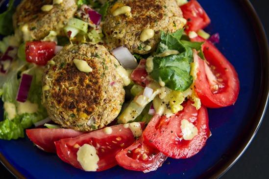 IMG 2394   Falafel with a Twist