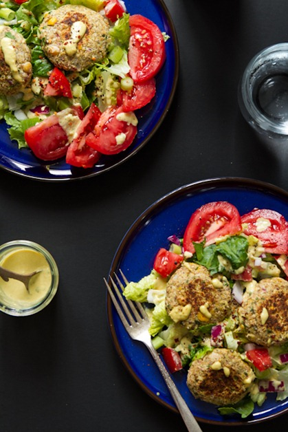 Falafel with a Twist — Oh She Glows
