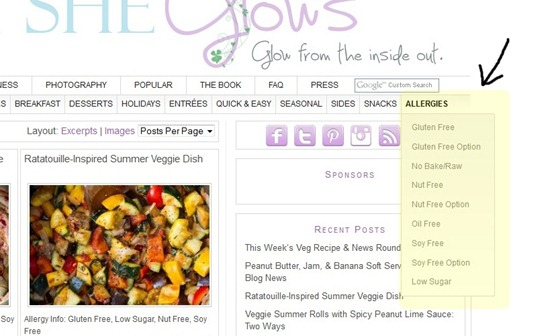 allergies   New Blog Design Is Live!