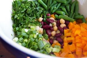 3 bean salad-4149