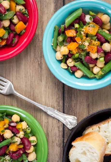 3 bean salad-4182