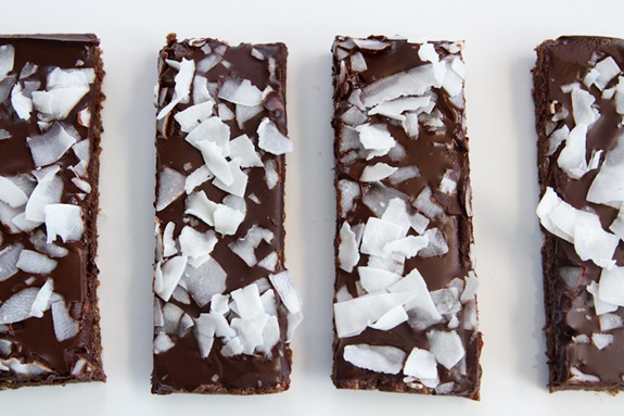 Vegan No Bake Peppermint Patty Bars-3093