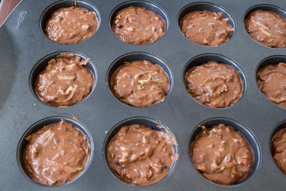 oil free vegan choclate zucchini muffins-3030