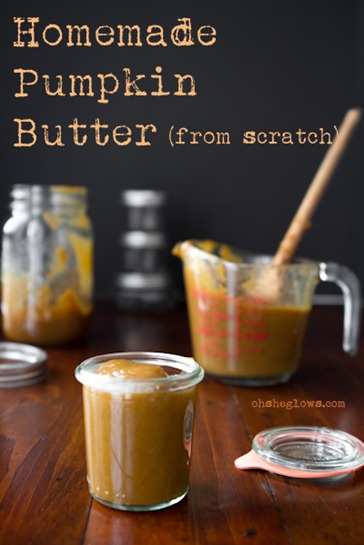 homemade pumpkin butter-5101