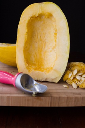 how to roast a spaghetti squash-6678