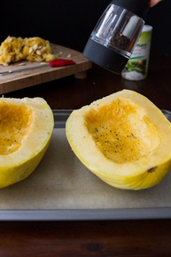 how to roast a spaghetti squash-6682