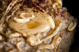 peanut butter banana oatmeal-4967