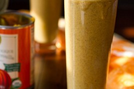 pumpkin pie smoothie-5036