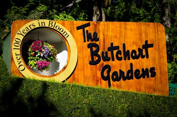 Butchart Gardens Victoria-5818