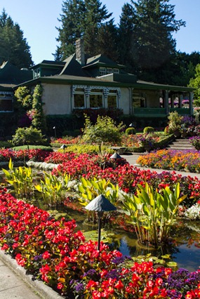 Butchart Gardens Victoria-6016