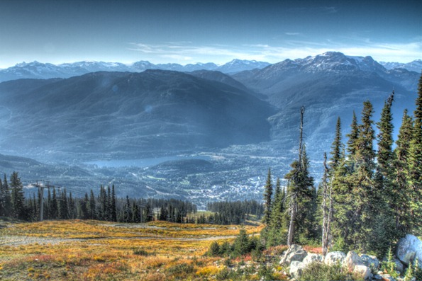 Whistler, British Columbia-