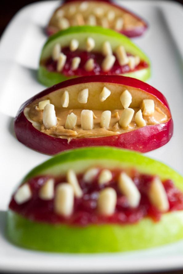 halloween apple bites-7002