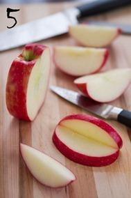 halloween apple bites-7098