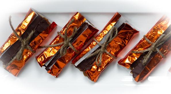vegan peanut butter twix crispies 7464 thumb   Homemade Crispy Twix Bars
