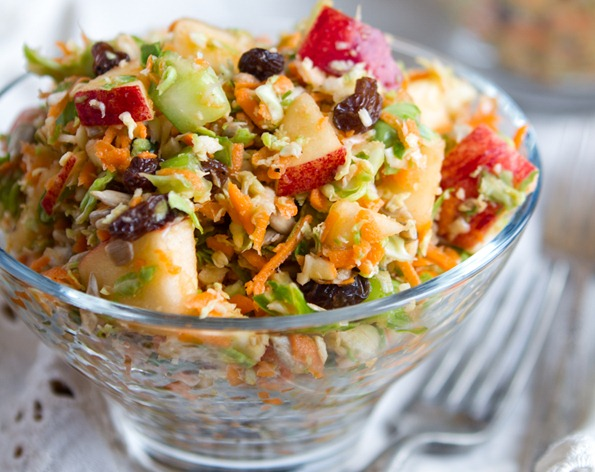 Detox Salad II 7417 thumb   Fall Detox Salad + Hurricane Sandy Fundraiser Update