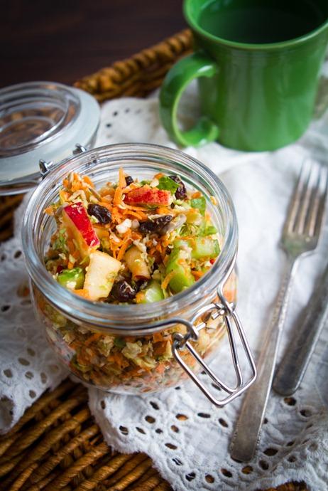 Detox Salad II 7434 thumb   Fall Detox Salad + Hurricane Sandy Fundraiser Update