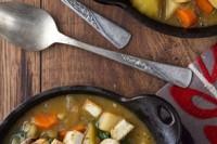 shepher's stew with crispy tofu-7634