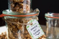 Granola Nut Clusters-8450
