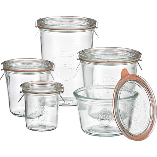 weck canning jars thumb   2012 Holiday Gift Ideas