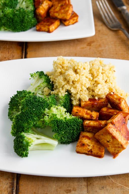 tofu steak grillen
