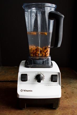 homemade almond milk -0960