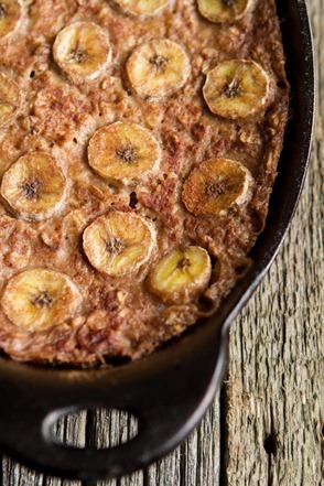 banana foster baked oatmeal-1714