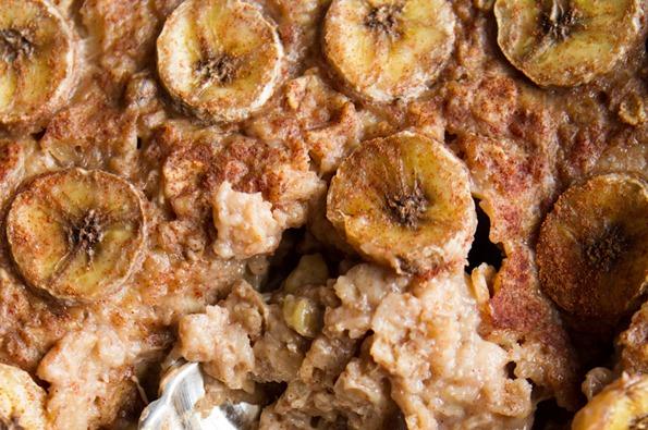 banana foster baked oatmeal-1727