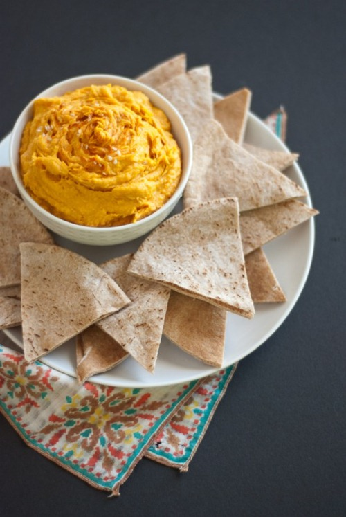 spicy-sweet-potato-hummus-Cookie and Kate