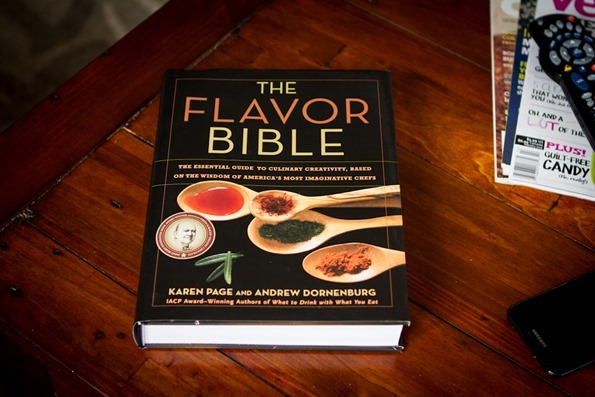 flavorbible 2698   The Flavor Bible + Giveaway Winners