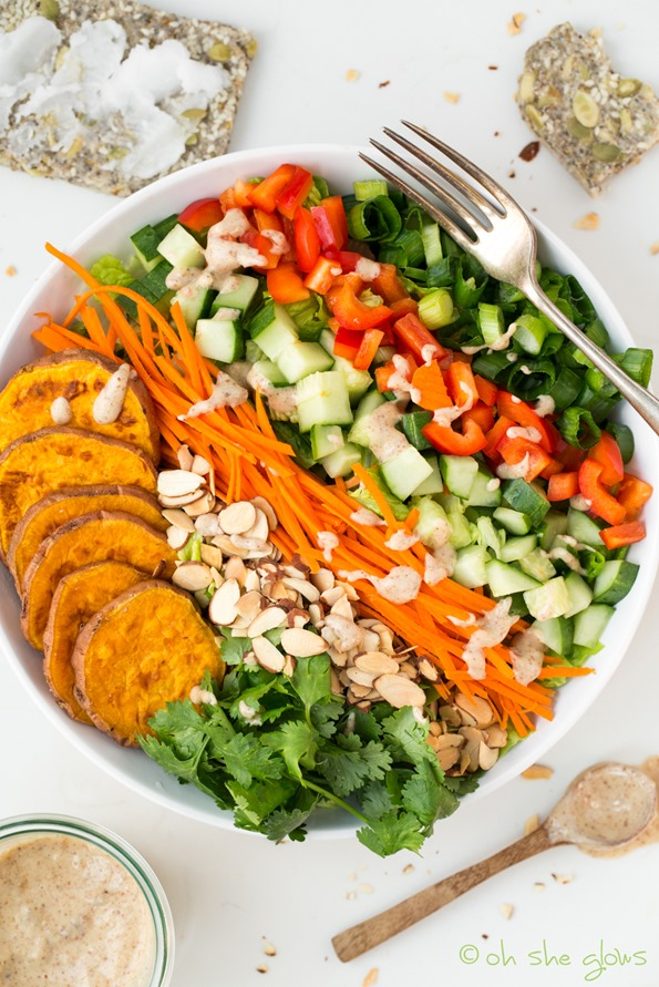 eating salad quotes