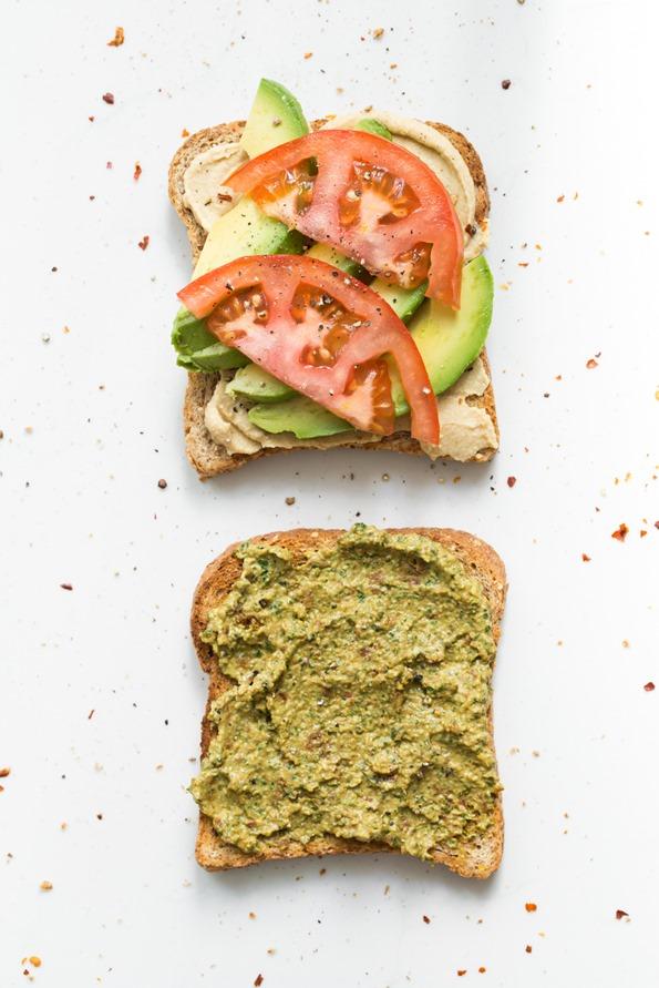 Ultimate 4-Layer Vegan Sandwich — Oh She Glows