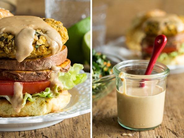 thaiveggieburger