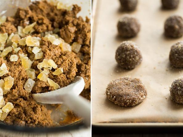 vegangingercookies