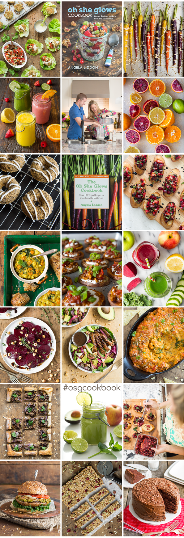 theohsheglowscookbook   The Oh She Glows Cookbook Launch Day + A Special Sneak Peek!