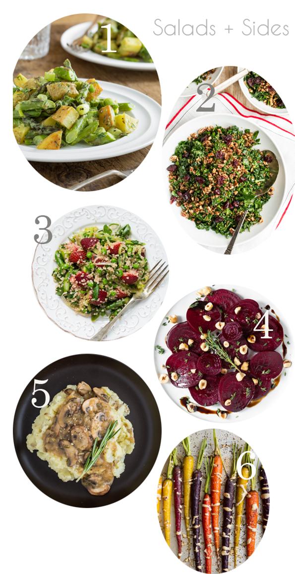Awesome 23 Vegan Easter Menu Ideas Salads Sides Entrees Treats Interior Design Ideas Lukepblogthenellocom